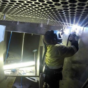 Ducting Welding